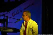 Gary Reck mit der bekannten Oldieband 'The Jets'