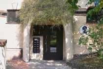 Hundertwasserhaus Waldspirale Hauseingang 2