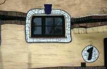 Ein Wohngebäude mit vielen Gestaltungsideen.