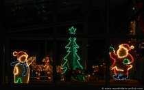 Weihnachtlich geschmückt