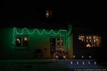 Weihnachtshaus in Weikersheim Ortsteil Nassau