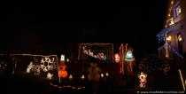 Das ist kein Märchen, keine Fotomontage, das ist Weihnachtszauber in Dallau und wahrscheinlich das schönste weihnachtliche Haus in Baden-Württemberg.