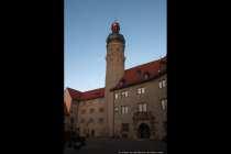 Schloss Weikersheim wurde im Jahre 1634 geplündert.
