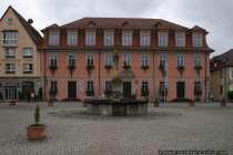 Rathaus in Weikersheim