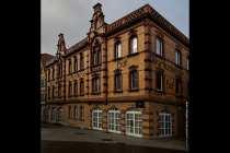 Alte Brauerei Württemberger Hof nach markantem Umbau