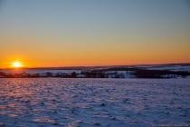 Nur noch wenige Minuten und das Licht geht aus. Und am nächsten Morgen beginnt das prächtige Farbenspiel bei klarem Himmel von Neuem. [EOS5D Mark4 | ISO100 | f4,0 | 1/250s | 50mm]