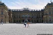 Seit 1981 gehört das Residenzschloss und der Nebengebäude zum Weltkulturerbe.