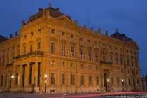 Residenz Wuerzburg - Abendaufnahme