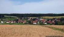 Gottersdorf bei Wallduern im Odenwald