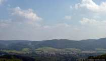 Die Landschaftsbilder vom Odenwald beeindrucken zu jeder Jahreszeit