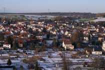 Hardheim liegt von 200 bis 400 Meter über NN und ist ein anerkannter Luftkurort im Odenwald