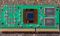 Intel CPU PLatine mit 500MHz Prozessor