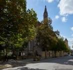 Die Franziskanerkirche ist eine der best erhaltene Bettelordenskirche in Franken. Der Baugebinn war im Jahre 1282 und eingeweiht wurde diese im Jahre 1309 sowie 1333.