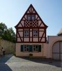 Kleines schmales und schnuckeliges Fachwerkhaus. [EOS5D Mark4 | ISO125 | f6,3 | 1/320s | 28mm]