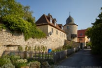 Der Rumorknechtsturm zwischen der Herrngasse sowie dem Rumorknechtsweg wurde im Jahre 1520 erbaut und im Mittelalter als Gefängnis genutzt. [EOS5D Mark4 | ISO125 | f4 | 1/500s | 29mm]