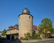 Das fränkische Weindorf Sommerhausen mit Charme ist eine alte Gemeinde mit zirka 1500 Einwohnern. [EOS5D Mark4 | ISO125 | f6,3 | 1/400s | 24mm]