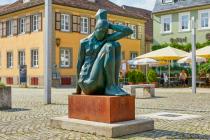 Vom 16. Mai bis zum 19. August 2021 sind von dem Künstler und Bildhauer Marco Flierl verschiedene Skulpturen in Weikersheim zu sehen.