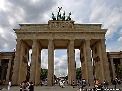 Berlin, die Stadt, die niemals schläft.