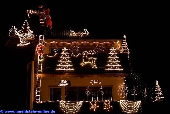 Merry Christmas - Froehliche Weihnacht