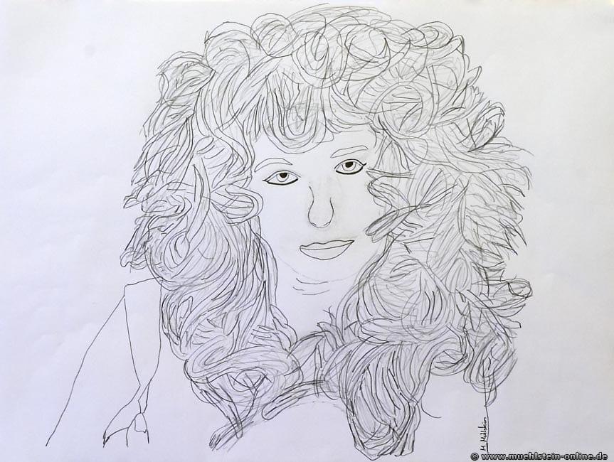 Die Löwenfrau 'The LionWoman' entstand durch Zufall und unter großer Anstrengung.