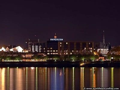 Hilton Hotel in Mainz