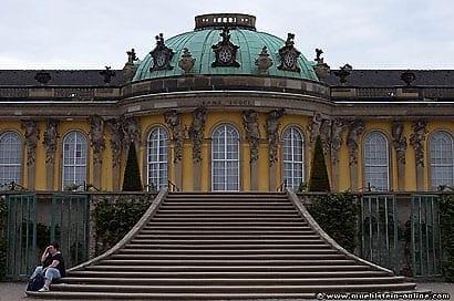 Bilder Schlosspark Sanssouci
