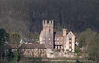 Mittelburg Vierburgenstadt