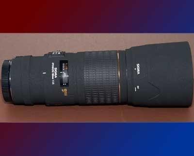 Sigma 180mm Makroobjektiv