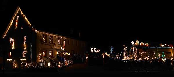 Weihnachtshaus in 74743 Seckach