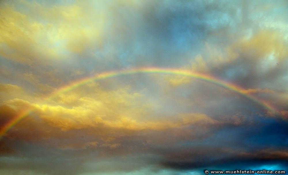 Regenbogen in voller Farbenpracht @28mm