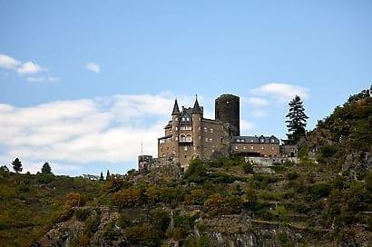 Burgenbilder und Burgenlandschaften