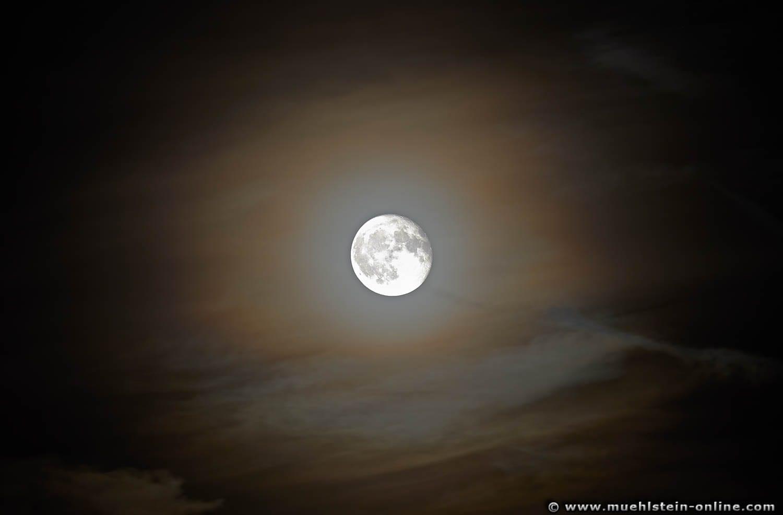 Der Mond am 26.09.2018