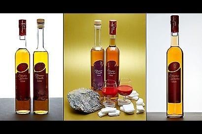 Produktfotografie – Liköre, Glasflaschen & Co