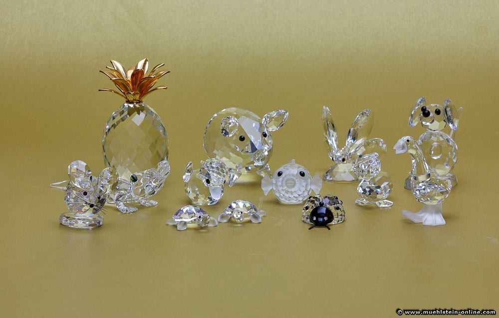 Swarovski Glasfiguren