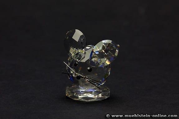 Kristallfigur Maus Beleuchtung II