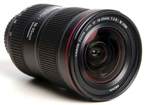 Canon Weitwinkelobjektiv