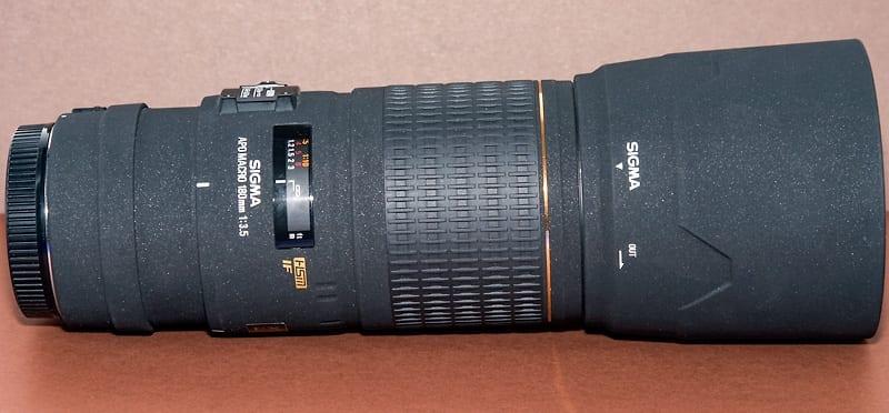 Makroobjektiv Sigma APO 180mm f3,5