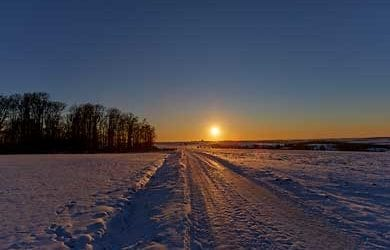 Winterbilder und Winterimpressionen