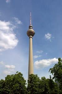 Berliner Sendeturm Alex